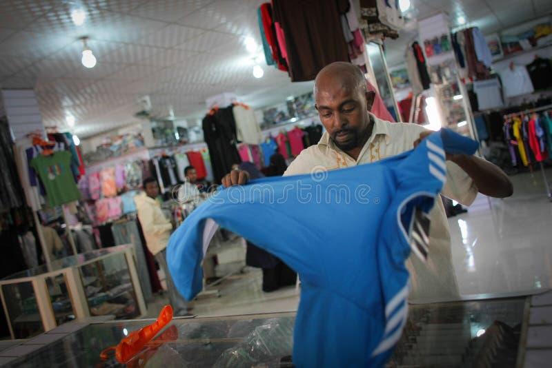 2013_08_05_Mogadishu_Life_Economy_005 stock photography