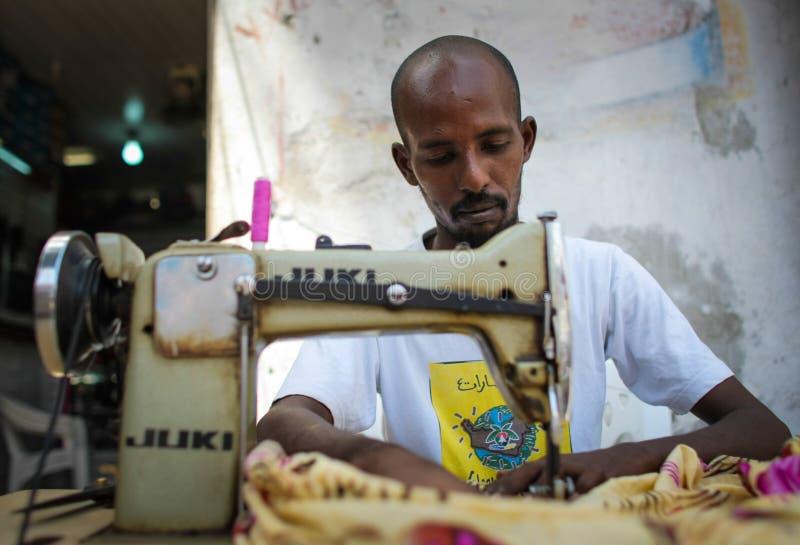 2013_08_05_Mogadishu_Life_Economy_008 stock photography