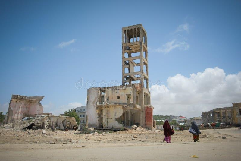 2013_08_05_Mogadishu_Life_Economy_022 royalty free stock photography