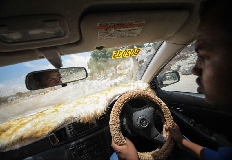 2013_09_01_Mogadishu_Taxi_Company_015 stock photos