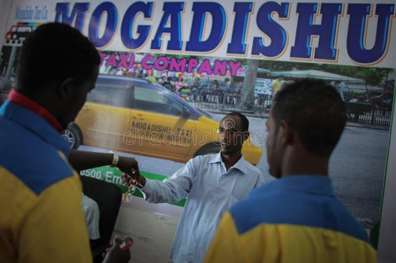 2013_09_01_Mogadishu_Taxi_Company_006 royalty free stock photos