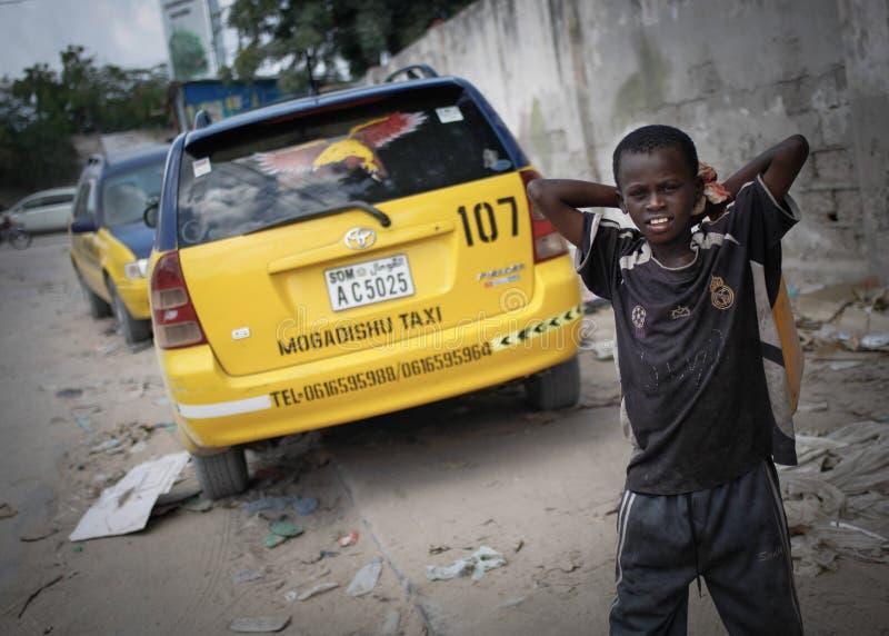 2013_09_01_Mogadishu_Taxi_Company_004 stock image