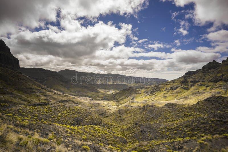 Mogan, Gran Canaria foto de stock