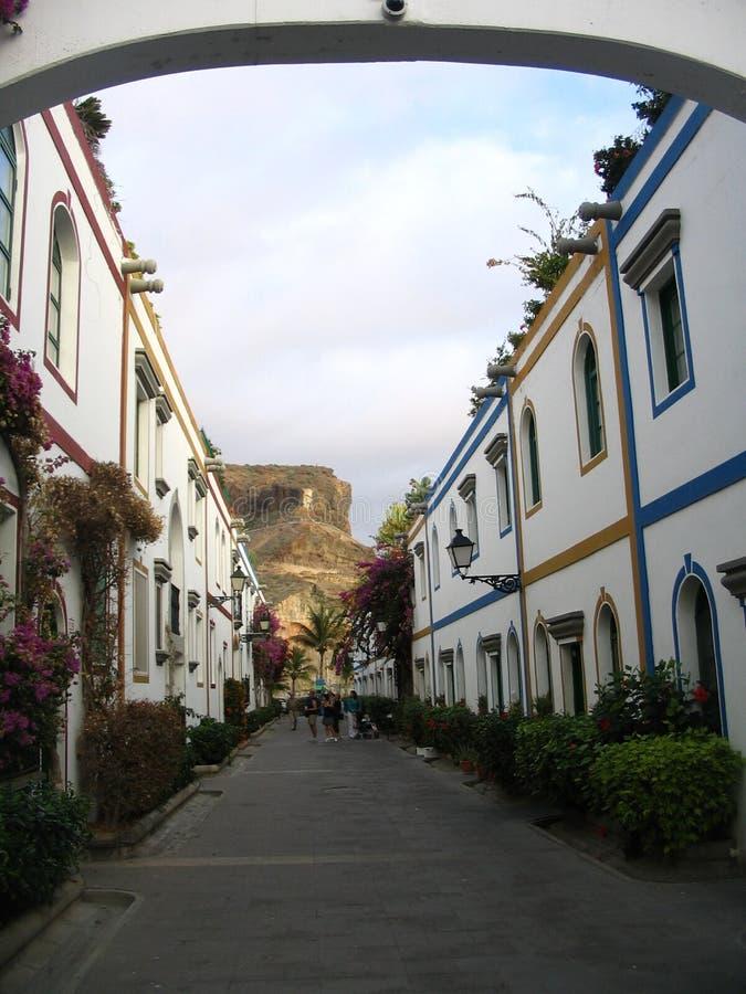 mogan puerto de στοκ φωτογραφίες με δικαίωμα ελεύθερης χρήσης