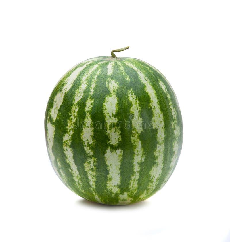 mogen vattenmelon royaltyfri foto