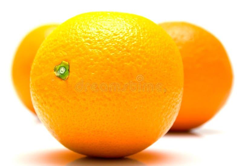 moget helt för apelsiner royaltyfria foton