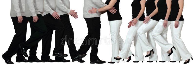 Mogna det vuxna förhållandet av förälskelse royaltyfri bild