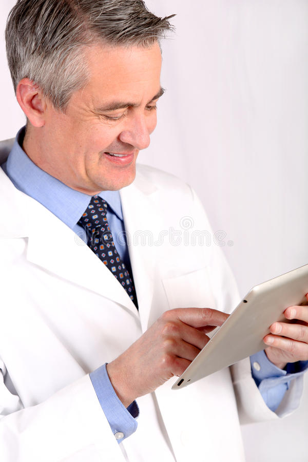 Mogna doktorn arkivbilder