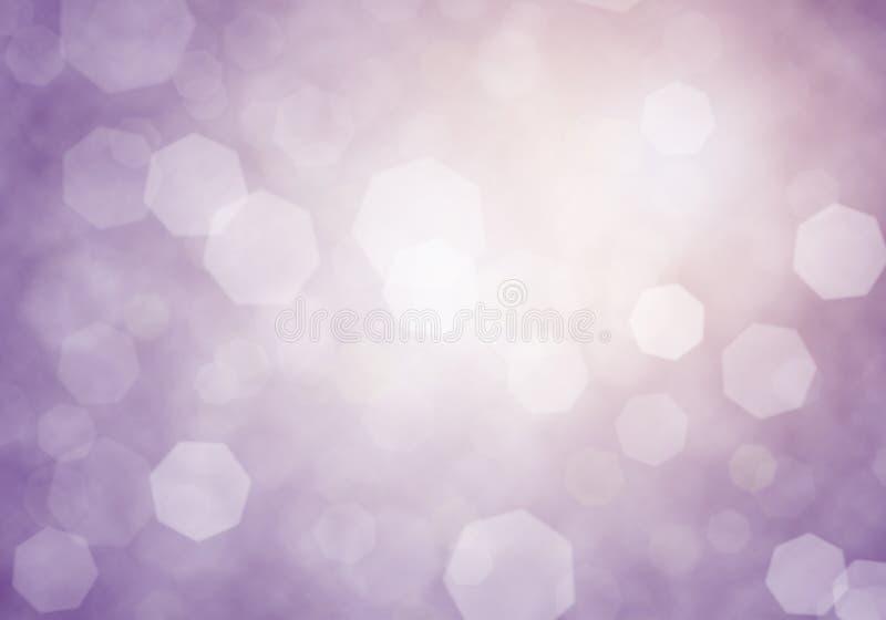 Mogna lilor för abstrakt begrepp arkivfoto