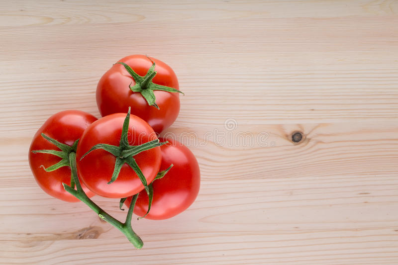 mogna tomater för grupp arkivbilder