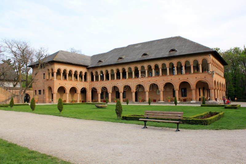 Mogosoaia Pałac zdjęcia royalty free