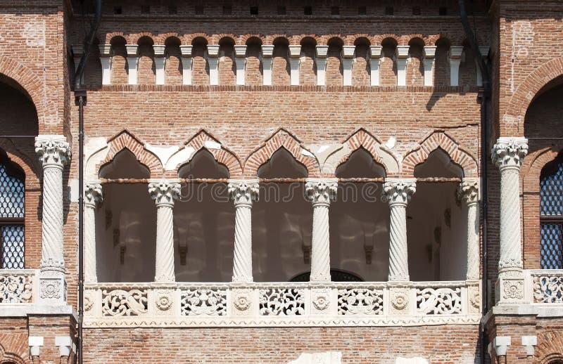 Mogosoaia palace - RAW format royalty free stock photos
