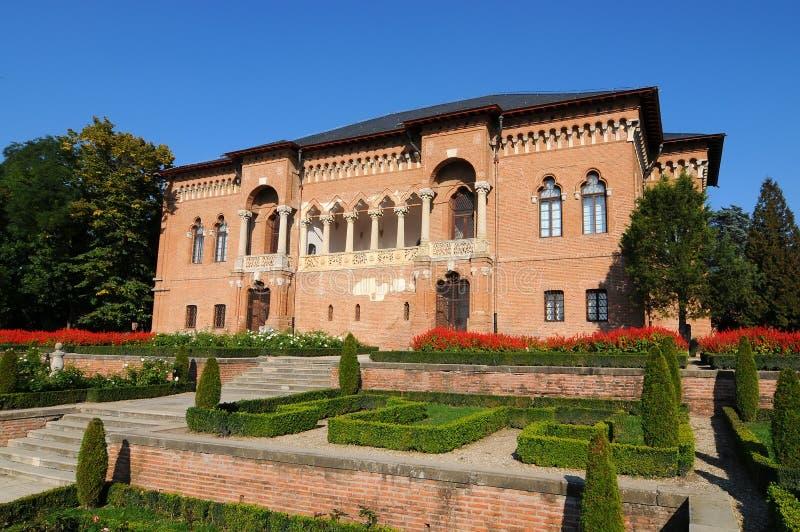 Mogosoaia palace, Romania royalty free stock photo