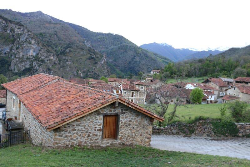 Mogrovejo, Spagna fotografia stock