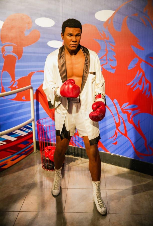 Mohamed Ali foto de archivo