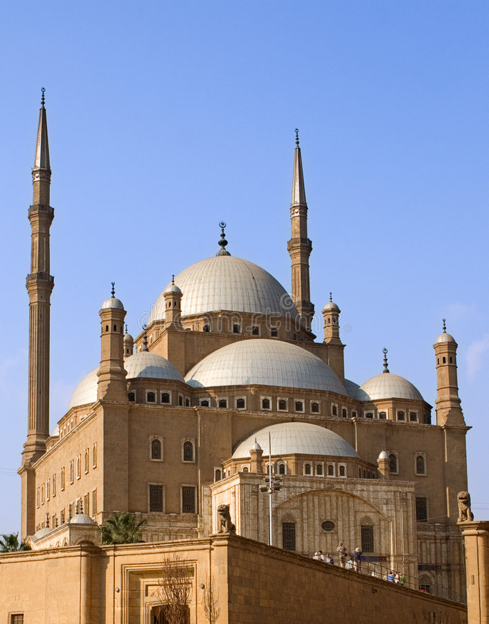 Download Mohamed Ali Citadel Cairo Royalty Free Stock Photography - Image: 3833417
