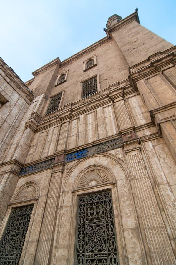Mohamed Ali Mosque, Saladin Citadel - Kairo, Ägypten stockfoto