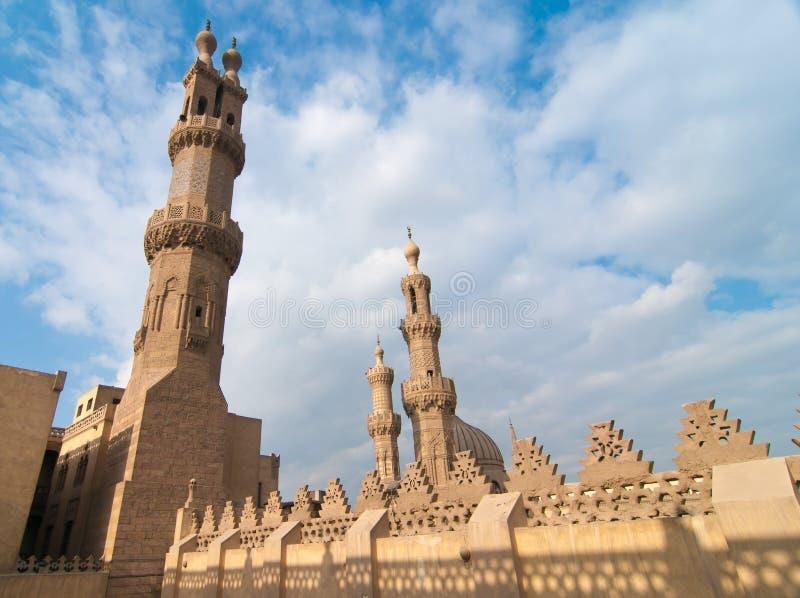 Mohamed Ali Mosque, Saladin Citadel - Kairo, Ägypten lizenzfreie stockfotografie
