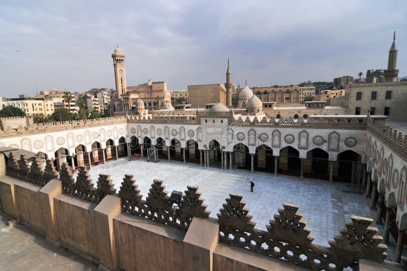 Mohamed Ali Mosque, Saladin Citadel - Kairo, Ägypten lizenzfreie stockbilder