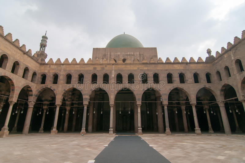 Mohamed Ali Mosque, Saladin Citadel - le Caire, Egypte photos stock