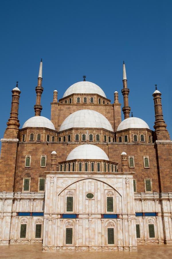 Mohammed Ali-Moschee lizenzfreie stockfotos