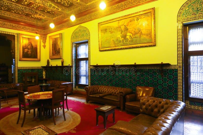 Download Mohammed Ali Palace foto editorial. Imagem de atração - 65580546
