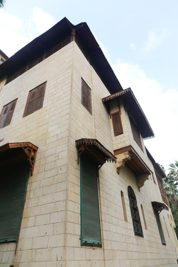 Mohammed Ali Palace arkivfoto