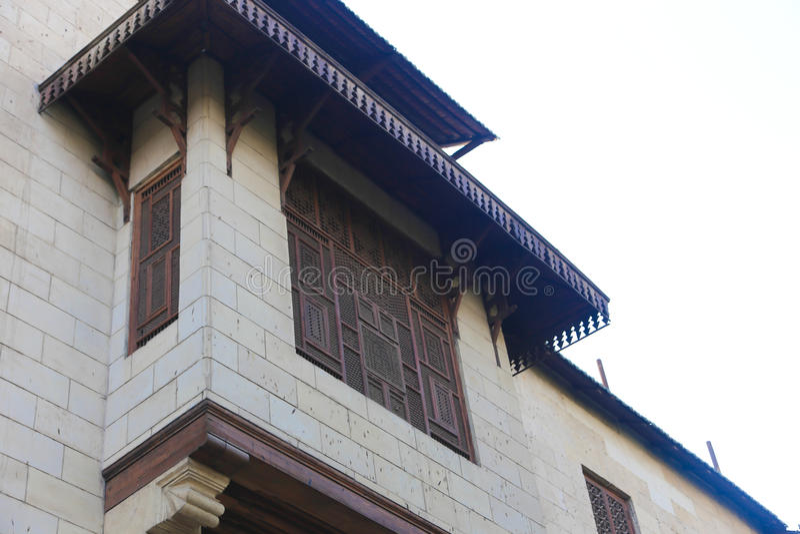 Mohammed Ali Palace fotografering för bildbyråer