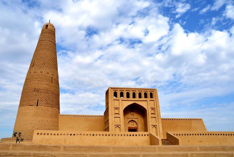 Mohammedaanse toren royalty-vrije stock foto