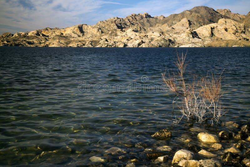 Mohave de lac, Az photos stock