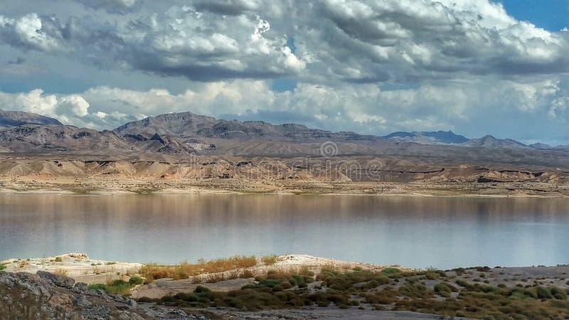 Mohave pustynia zdjęcie royalty free