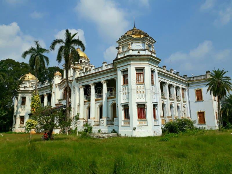 Mohishadal raj palace stock photography