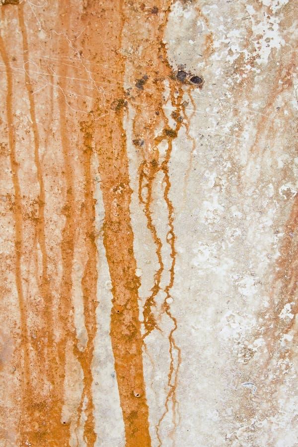 Moho y fondo de la corrosión fotografía de archivo