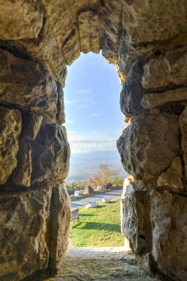 Mohonk Preserve royalty free stock photos