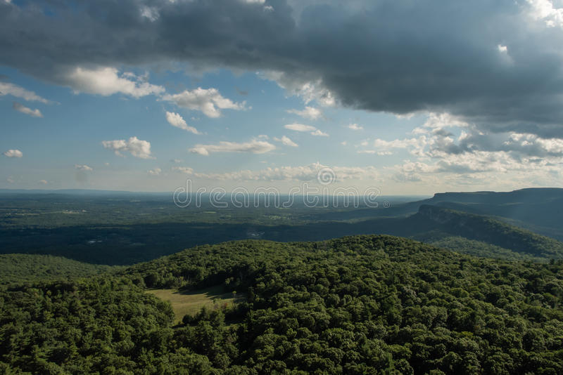 Mohonk Preserve in the summer royalty free stock photos