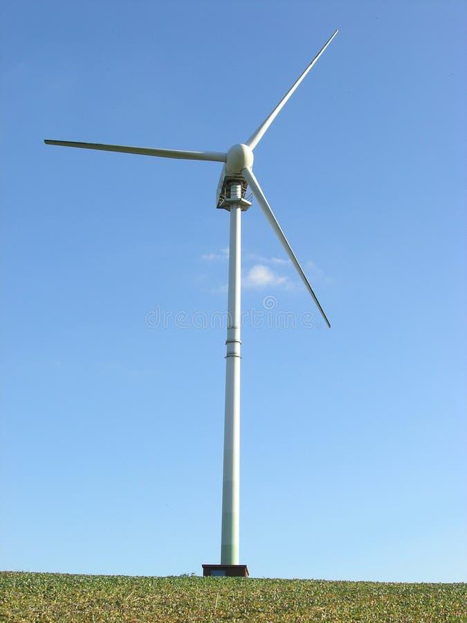Download Moinho de vento foto de stock. Imagem de gere, turbinas - 542174