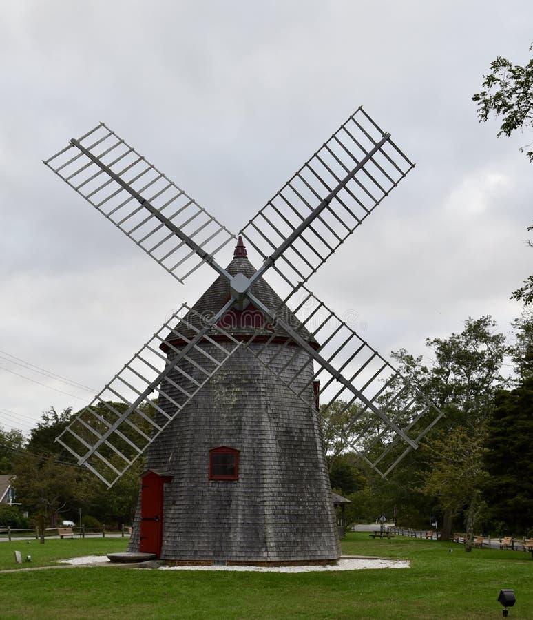 Moinho de vento de Eastham imagens de stock royalty free