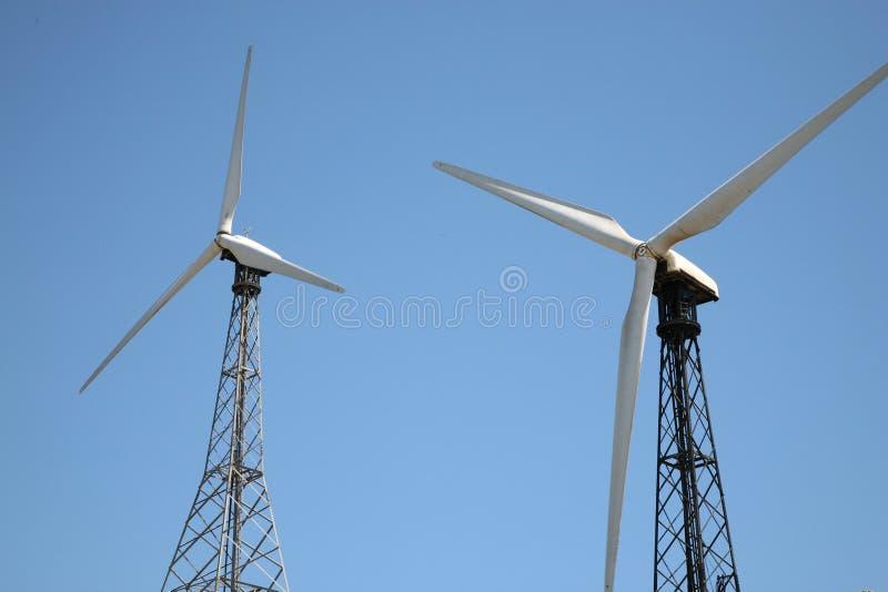 Moinho de vento em spain foto de stock royalty free