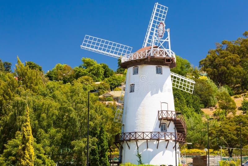 Moinho de vento Launceston Tasmânia imagens de stock royalty free