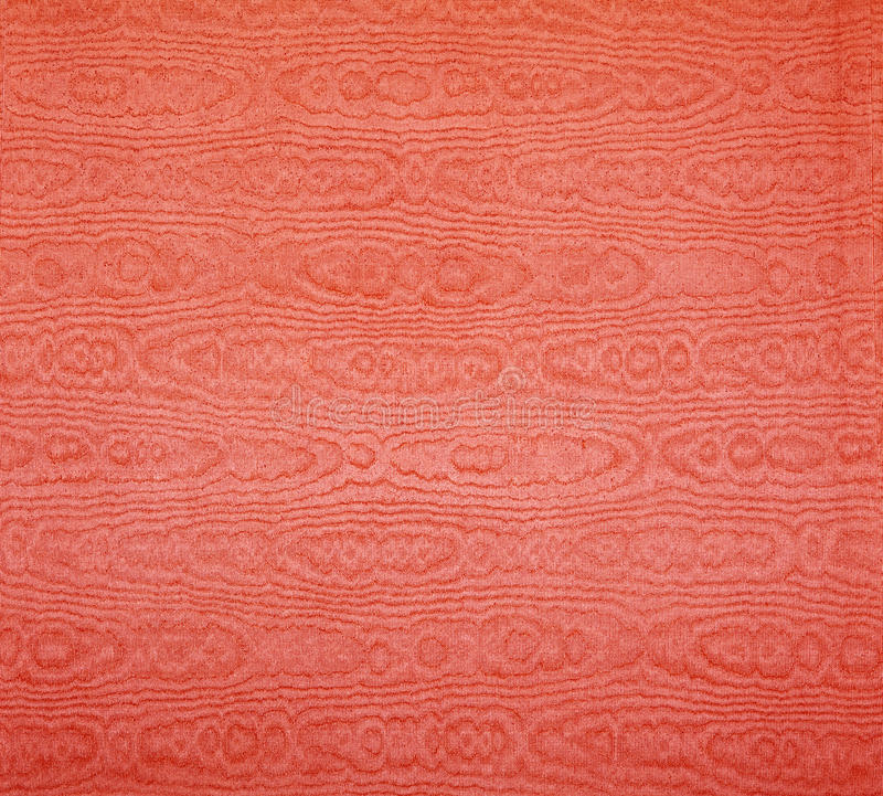 Download Moire satin fabric stock photo. Image of orange, surface - 26867166