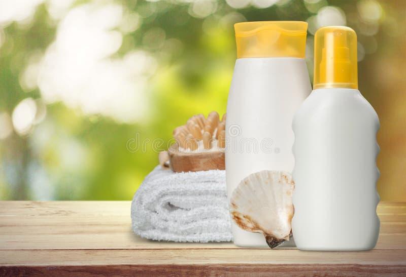 moisturizer stock foto