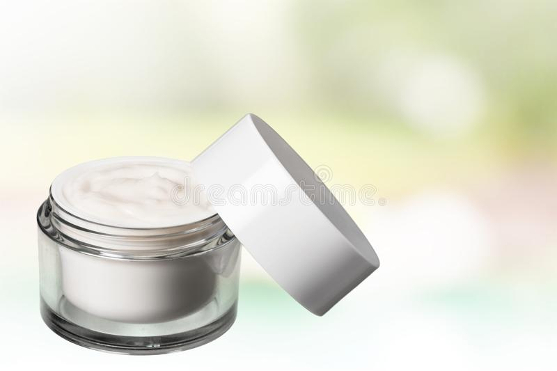 moisturizer photo stock