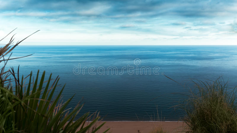 Mojacar Playa 免版税库存照片