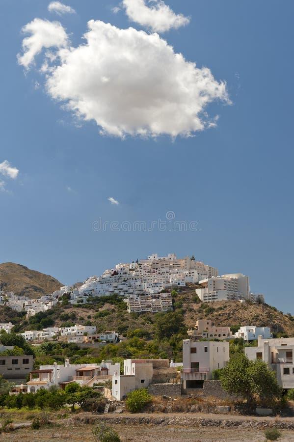 Download Mojacar Village In The Sunshine, Spain Stock Photo - Image: 21000674