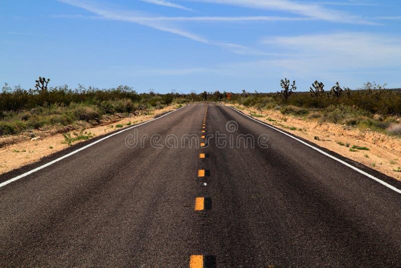 Mojave Krajowa prezerwa zdjęcia stock