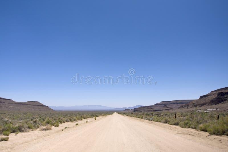Mojave Woestijn, Mojave Desert. Mojave Woestijn Californie USA, Mojave Desert California USA royalty free stock image