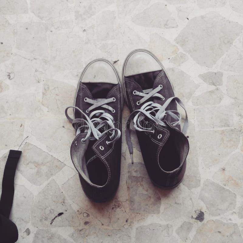 moje buty zdjęcia royalty free