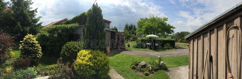 moje ogrody obrazy royalty free