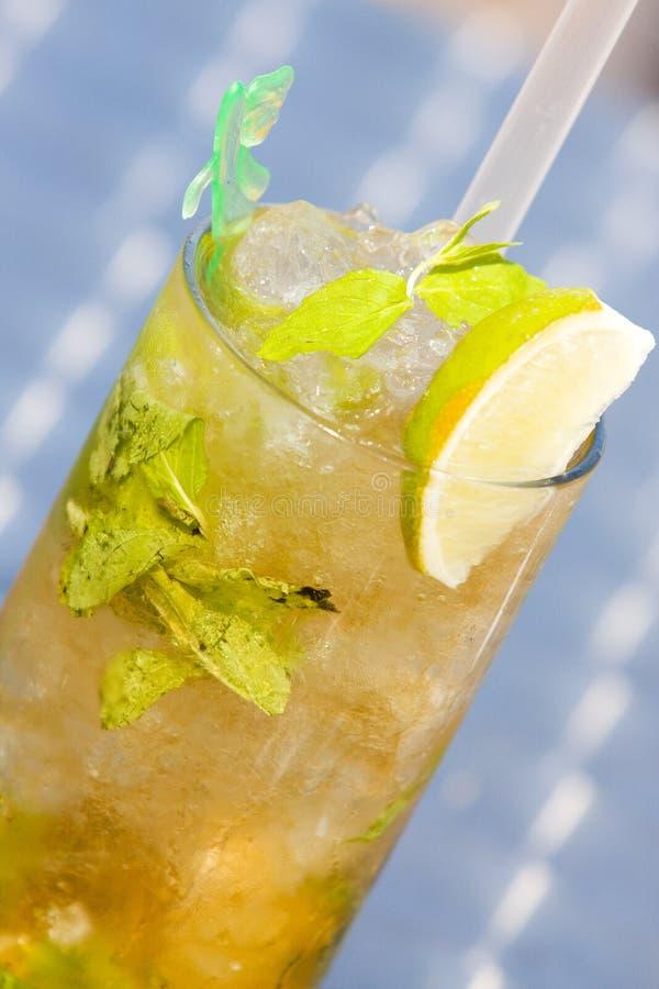mojito коктеила стоковое изображение