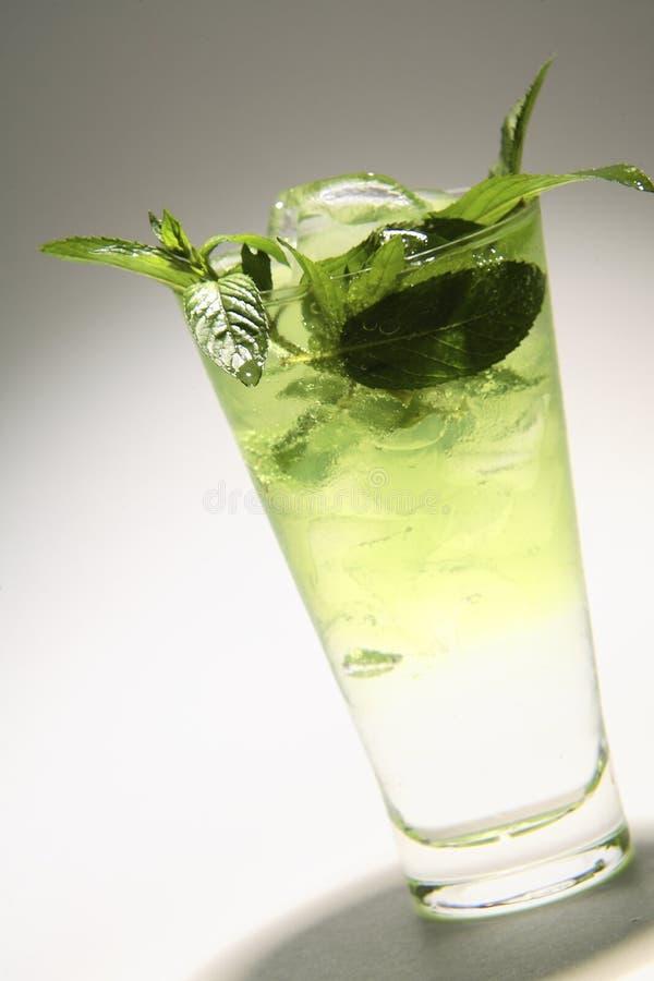 mojito коктеила стоковое изображение rf